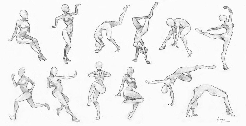 Favori Le dessin, c'est avant tout une histoire de proportion | L'Univers  ZD53