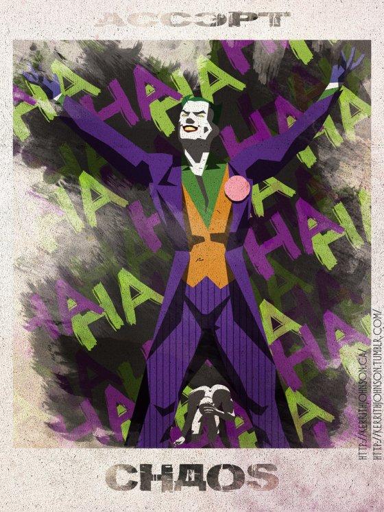 accept joker