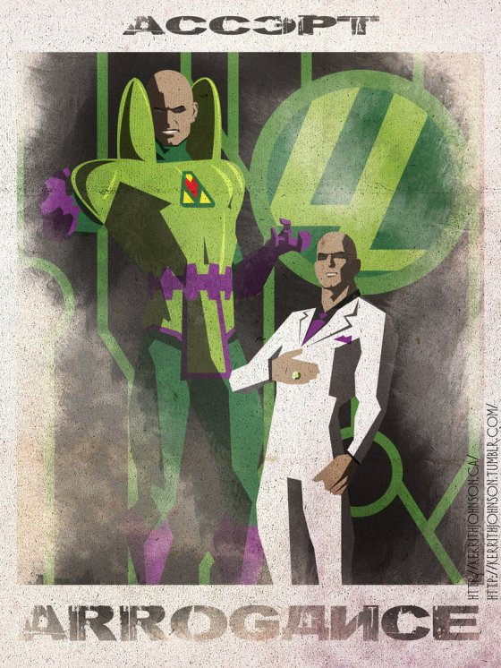 accept luthor