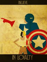 believe captain america