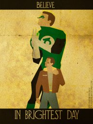 believe green lantern