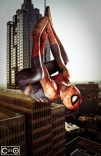 spidey_color_by_moshunman-d7xloy4